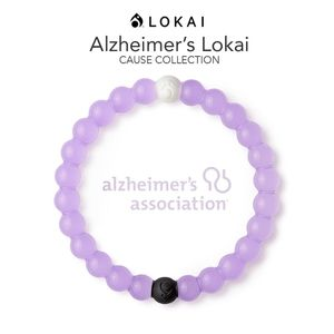"Lokai Bracelet ""Alzheimers Cause"""